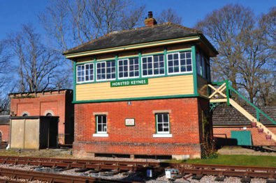Bluebell Railway station renovation appeal