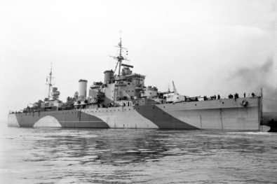 What's the link between the Royal Navy and the Spanish Civil War?