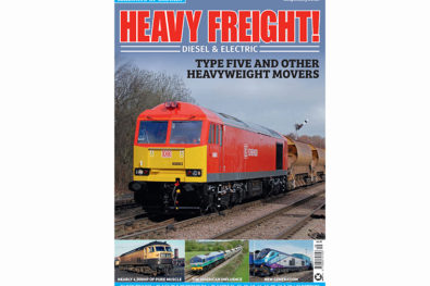 Heavy freight haulage