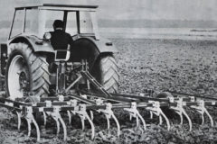 International Harvester's cultivators