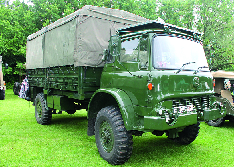 Wessex Historic Military Vehicles