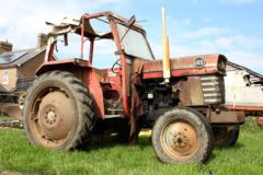 Buying a cheap, classic tractor