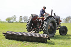 1951 Nuffield DM4 tractor