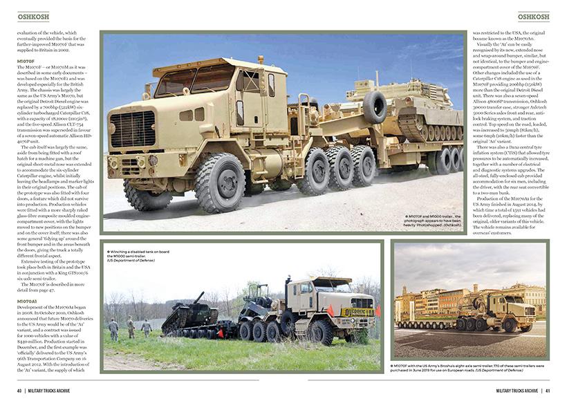 Oshkosh M1070 Series