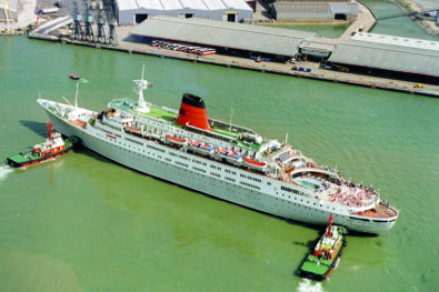 River Medway shipping remembered