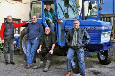 The Tractor Run 2020
