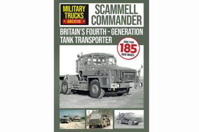 The Scammell Commander