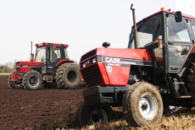 Tractors head-to-head