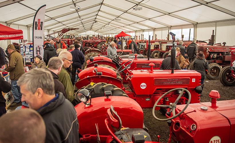 Newark Vintage Tractor & Heritage Show