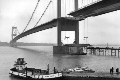 The Severn ferries