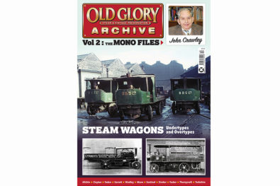 Old Glory Archive No. 2 – John Crawley Files