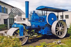 Historic rollers in Germany
