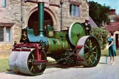 Fascinating Aveling roller