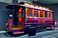 Classic trams and trolleybuses