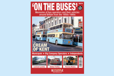 On the Buses available now!