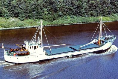 The Kiel Canal