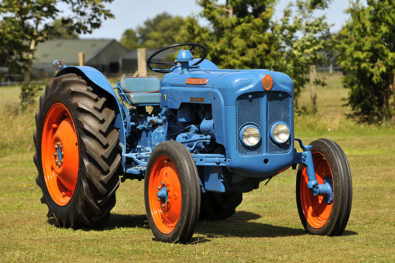 An ideal first-time tractor