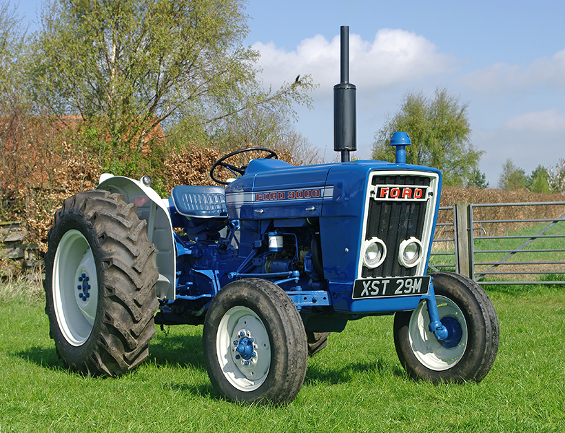 fabulous Ford 3000