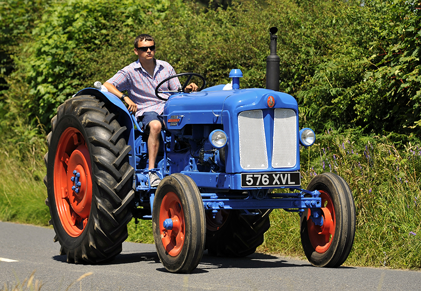 Mad Jack Fuller tractor
