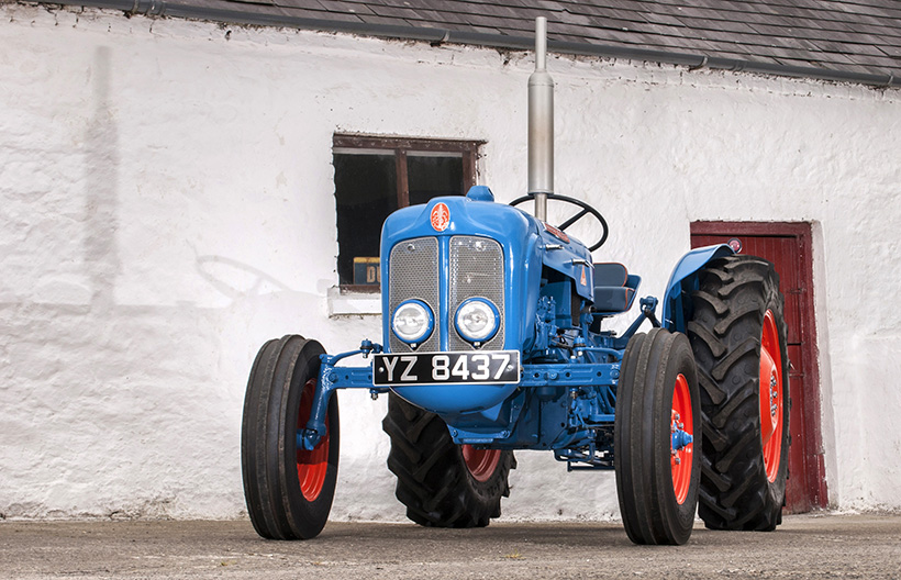 1962 Fordson Dexta tractor