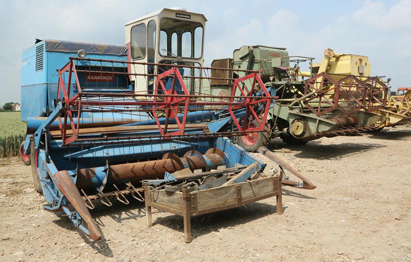 A fantastic tractor sale