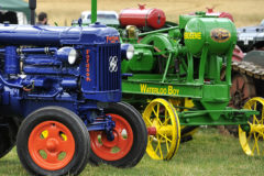 Wonderful Old Timer Tractor Rally!