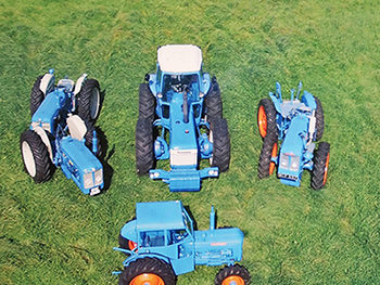 100 years of Fordson, Ford and New Holland Conversions