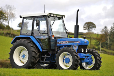 Fabulous Ford 5030 tractor restoration