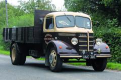 1952 Bedford O-Type lorry