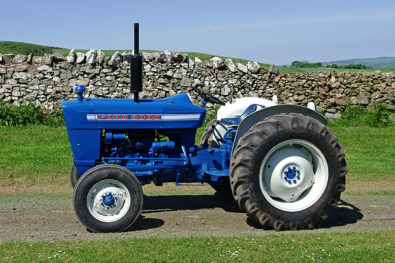 A fabulous Ford 3000!
