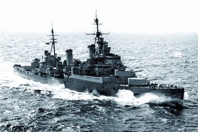 Battle of the Barents Sea