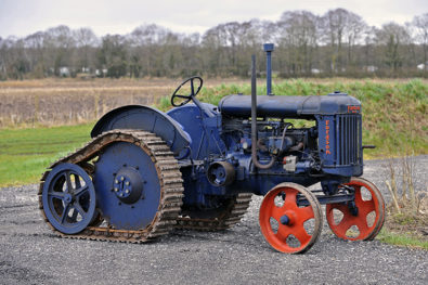 Buying a Fordson E27N