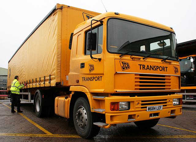 ERF trucks Open Day