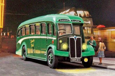 Classic vehicle models