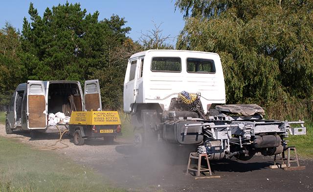 Leyland DAF FT80.300