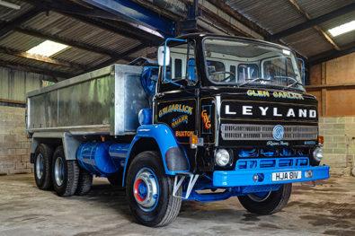 Leyland Reiver returns