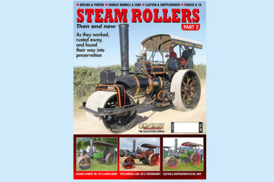 Steam Rollers Part 2