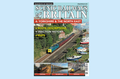 Scenic Railways 4 just published!
