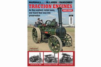 Traction Engine Bookazines