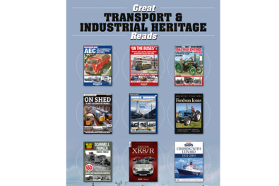 New Bookazine catalogue launched!