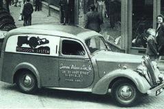 1947 Standard 14hp van