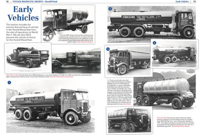 New Vintage Roadscene Archive edition