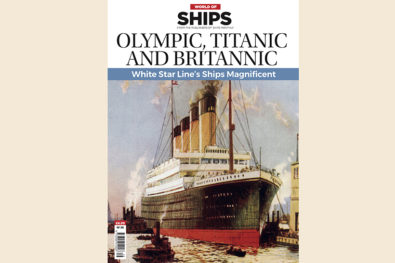 World of Ships: Olympic, Titanic & Britannic