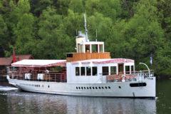 SS Sir Walter Scott steam ship appeal
