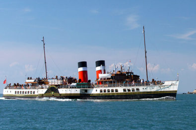 Save the paddle steamer!