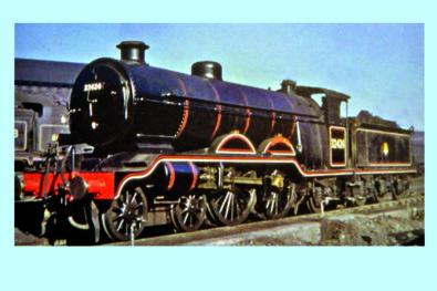 Atlantic locomotive new-build update