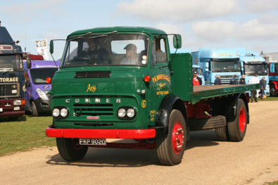 Eastern Counties Vintage Show is on!
