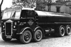 Historic lorry photo archive
