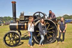 1915 Wallis & Steevens engine reappears
