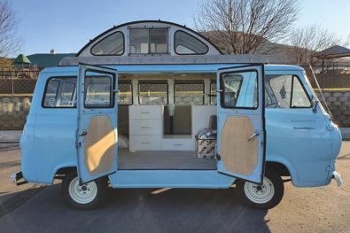 1963 Ford Econoline Travel Wagon